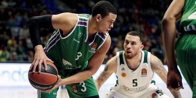 RS Round 26: Unicaja Malaga vs. Panathinaikos Superfoods Athens