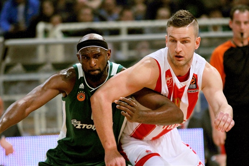 Chris Singleton - Panathinaikos Superfoods Athens - EB17