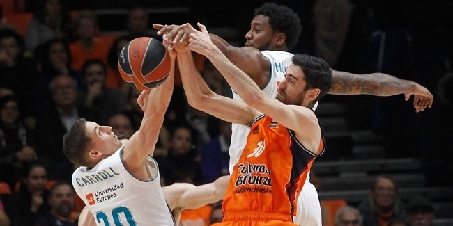 RS Round 27: Valencia Basket vs. Real Madrid