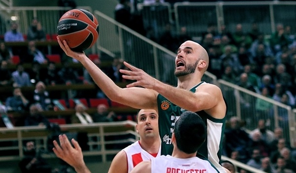 RS Round 27 report: Greens cruise past Zvezda and into playoffs