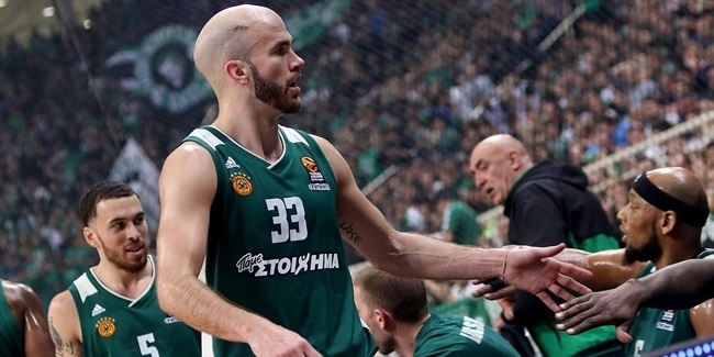 Round 27 MVP: Nick Calathes, Panathinaikos Superfoods Athens