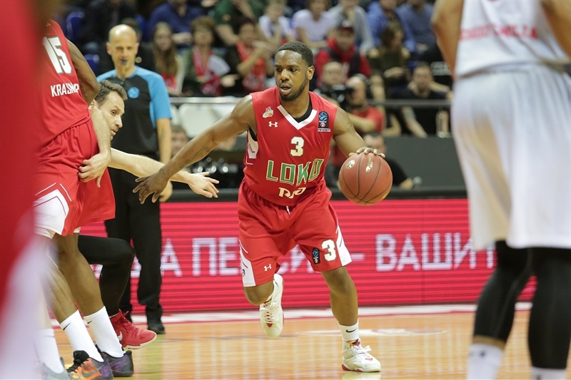 Joe Ragland - Lokomotiv Kuban Krasnodar (photo Lokomotiv) - EC17