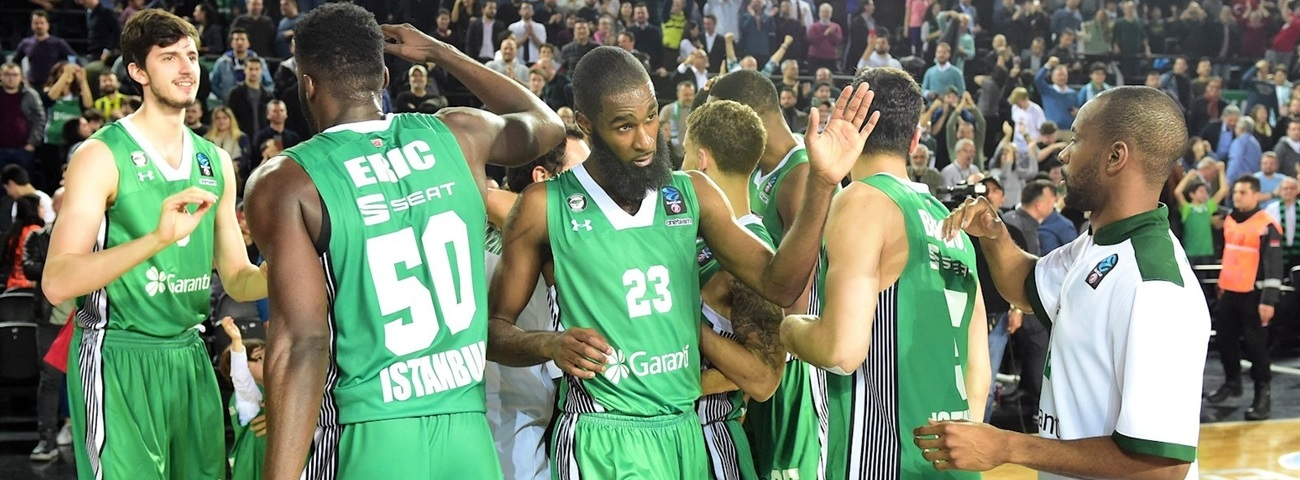 Road to the Finals, Darussafaka Istanbul