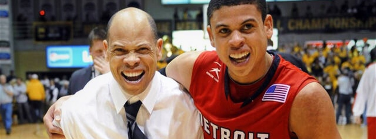 Conversation with Ray McCallum: 'I was born into the game of basketball'