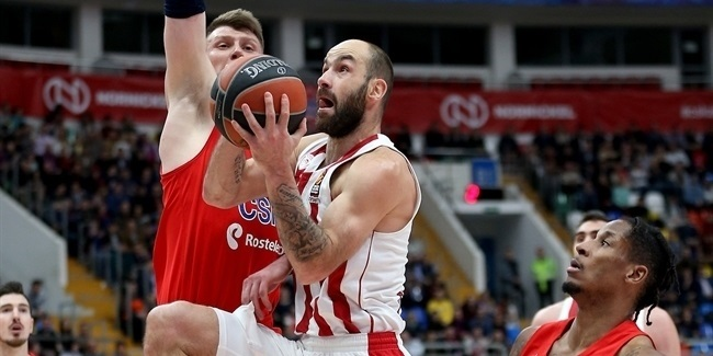 Spanoulis takes aims at EuroLeague assists mark