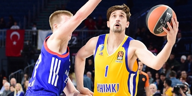 Shved sets new EuroLeague single-season scoring mark
