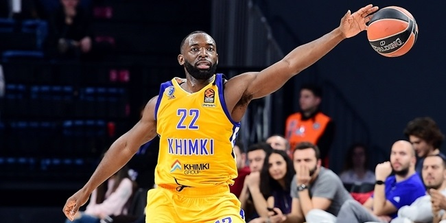 Charles Jenkins, Khimki: 'We have done so much this season'