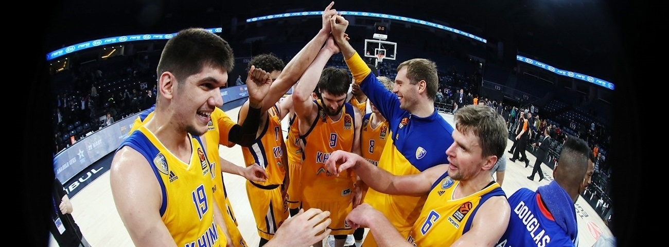 Games to Watch: Khimki Moscow Region