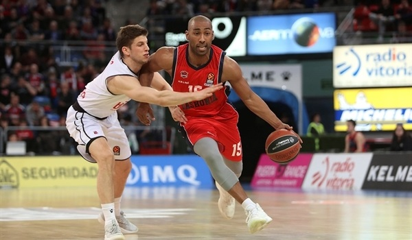 RS Round 27 report: Baskonia routs Brose for fourth straight win