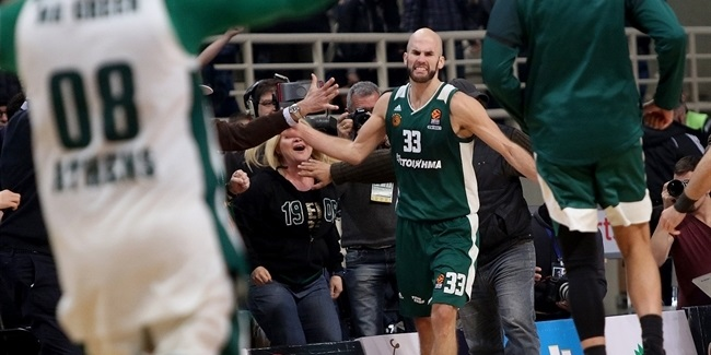Calathes breaks single-season assists record