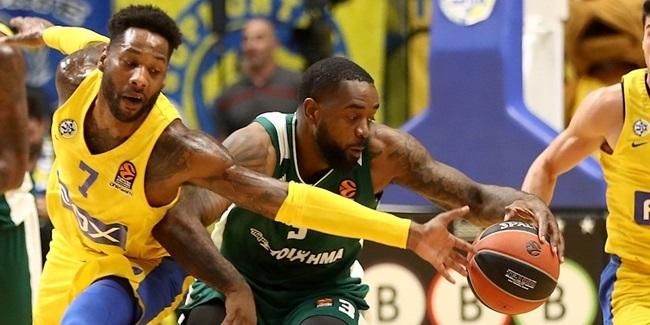 Zalgiris lands experienced swingman Rivers