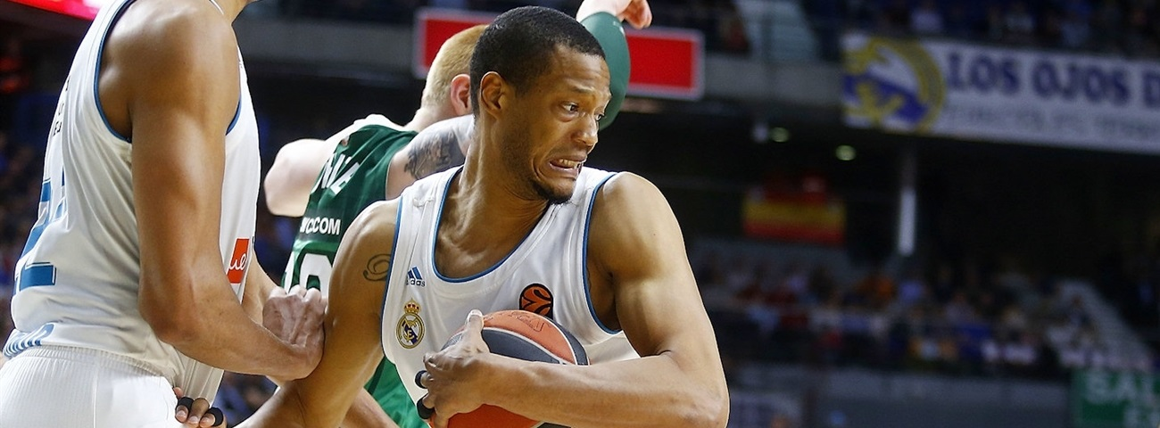 Conversation with Anthony Randolph: 'Living in the moment'
