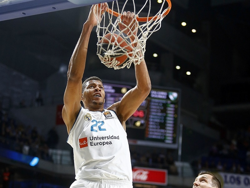 Walter Tavares - Real Madrid - EB17