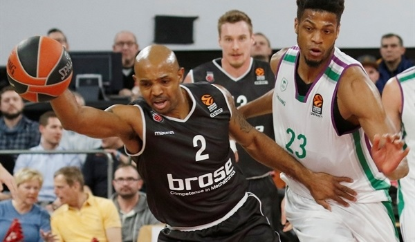 RS Round 28 report: Hickman, Brose close playoffs door to Unicaja