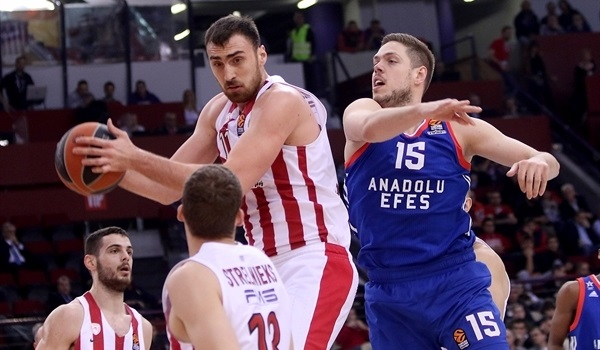 RS Round 28 report: Reds hold off Efes to secure home-court advantage