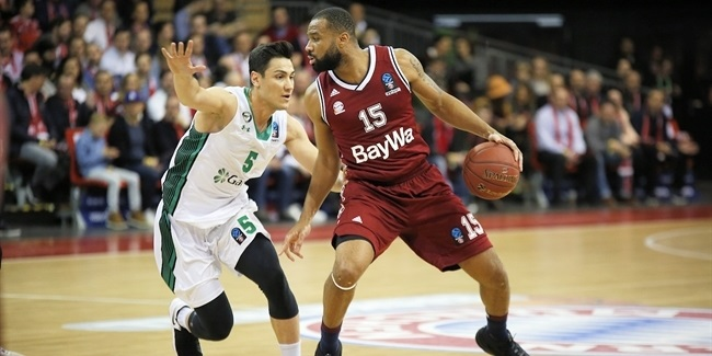 7DAYS EuroCup, Semifinals, Game 2: FC Bayern Munich vs. Darussafaka Istanbul