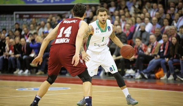 Semifinals Game 2: Wilbekin's historic night sends Darussafaka to finals!
