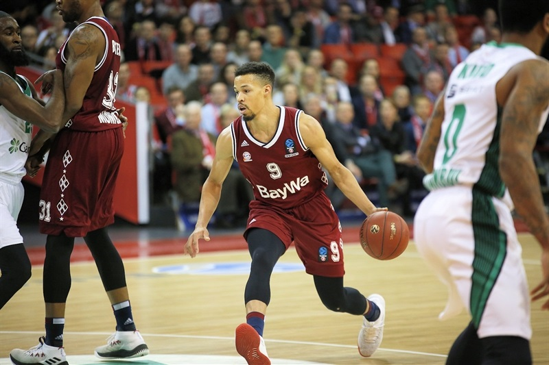 Jared Cunningham - FC Bayern Munich (photo FCBB) - EC17