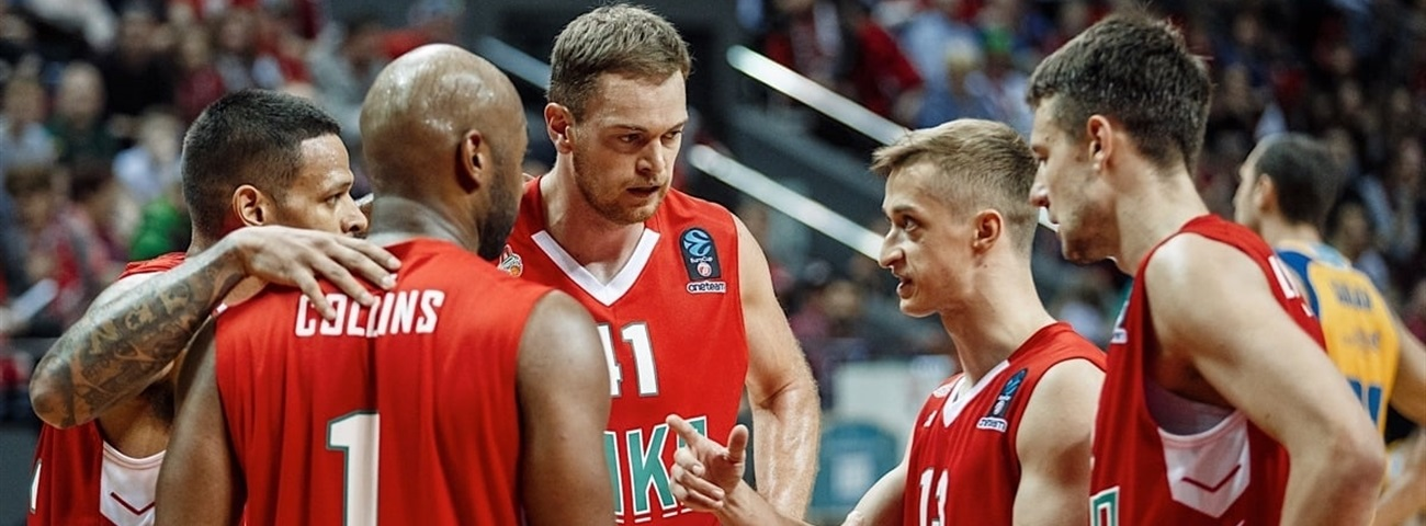 Road to the Finals, Lokomotiv Kuban Krasnodar