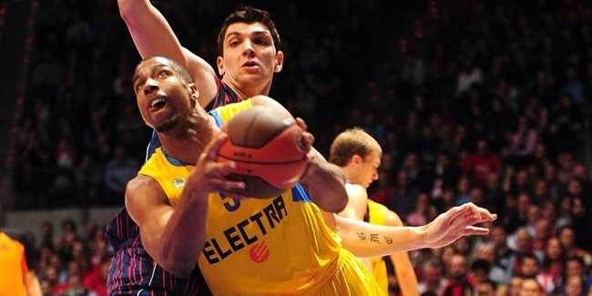 Playoffs Game 1 MVP: Richard Hendrix, Maccabi Electra