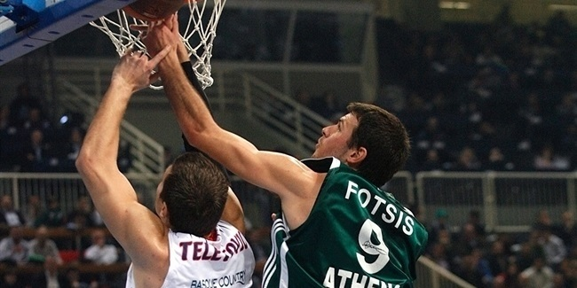 Sportingbet Top 16 Week 4 MVP: Antonis Fotsis, Panathinaikos