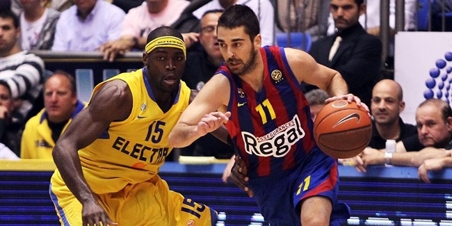 Sportingbet January MVP: Juan Carlos Navarro, Regal FC Barcelona