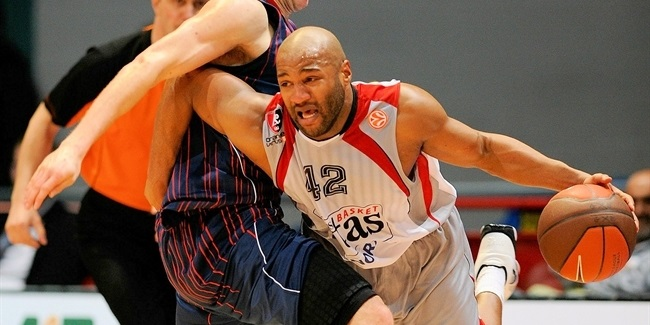 Sportingbet Top 16, Week 2 co-MVPs: Khalid El-Amin, Marcelinho Huertas