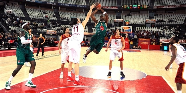 Sportingbet Top 16, Week 1 MVP: Kenny Gregory, Union Olimpija