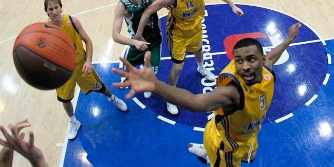 Sportingbet Week 10 MVP: Keith Langford, BC Khimki Moscow Region