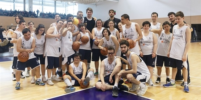 Doncic and Radoncic inspire One Team youngsters