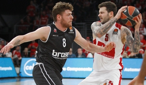 RS Round 29 report: AX Milan rallies late to win in Bamberg