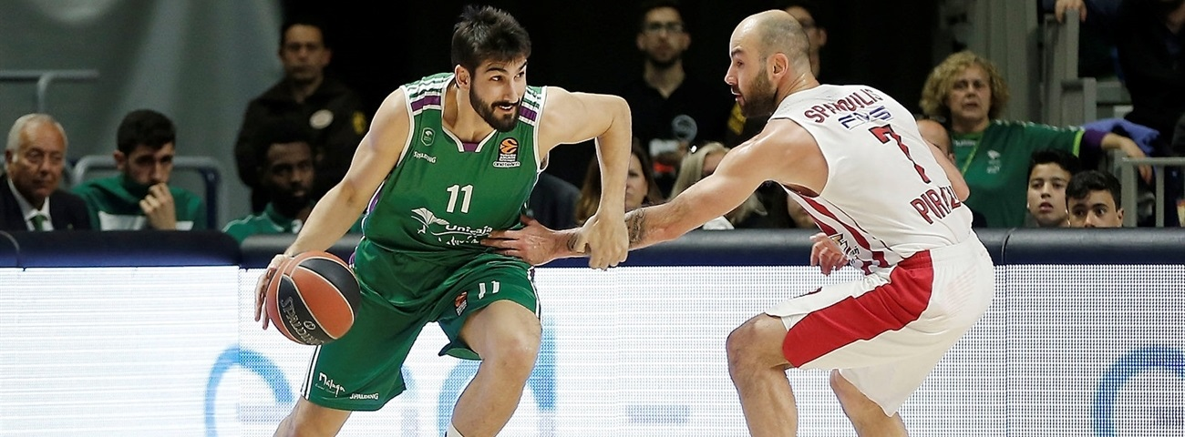 Unicaja extends Dani Diez