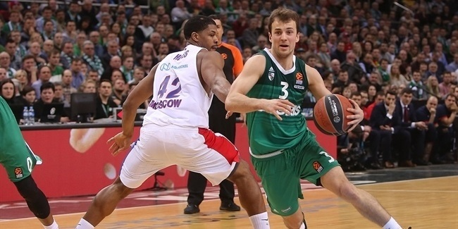 Kevin Pangos, Zalgiris: 'This is what we played for all year long'