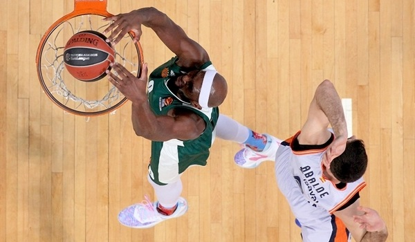 RS Round 29 report: Calathes's double-double lifts Panathinaikos past Valencia