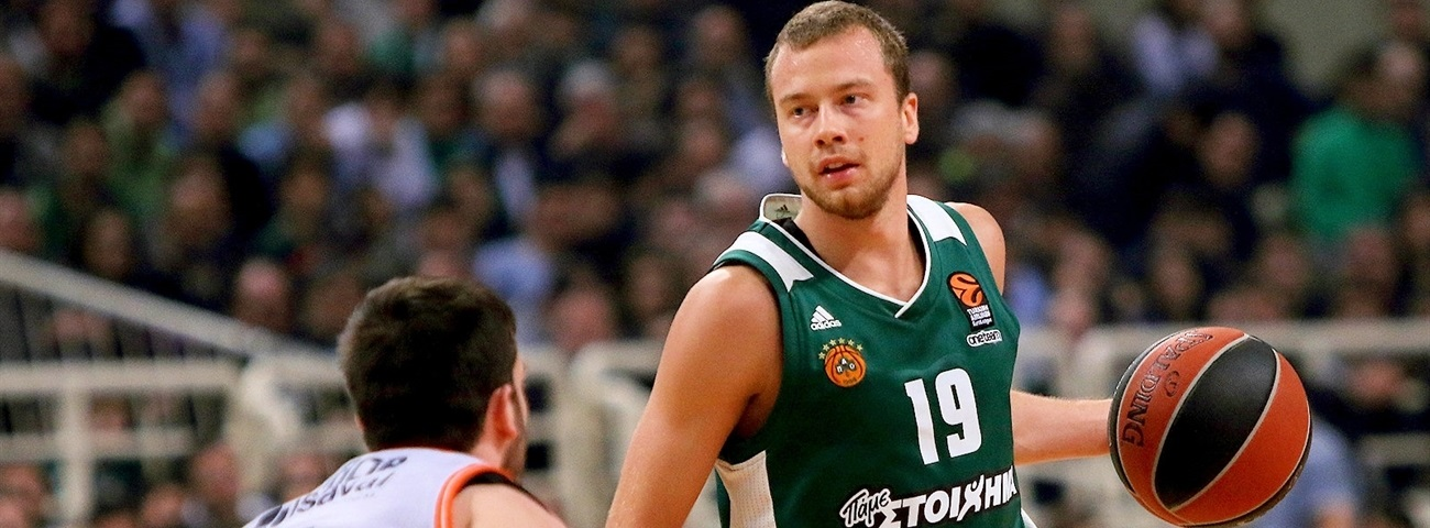 Lukas Lekavicius, Panathinaikos: 'We have a lot of talent'