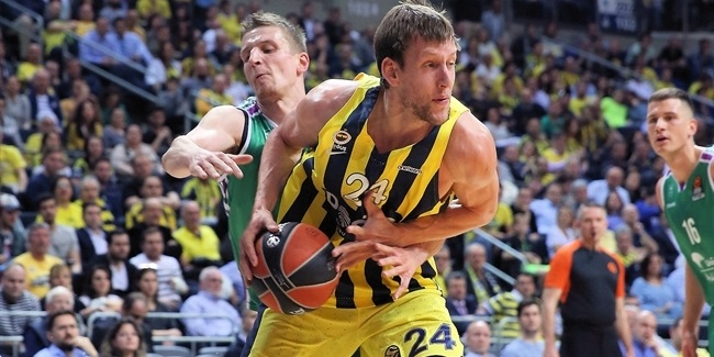Jan Vesely, Fenerbahce: 'The mindset is the most important thing'