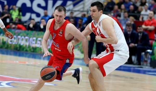 RS Round 30 report: CSKA overcomes slow start, Zvezda in regular season finale