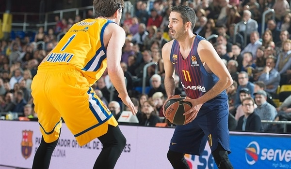 RS Round 30 report: Barcelona hits 17 threes, downs Khimki