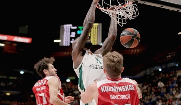 RS Round 30 report: Panathinaikos survives at OT buzzer in Milan