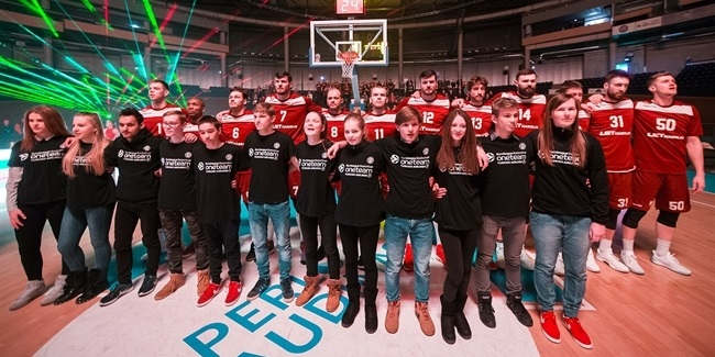 One Team success celebrated at Lietkabelis