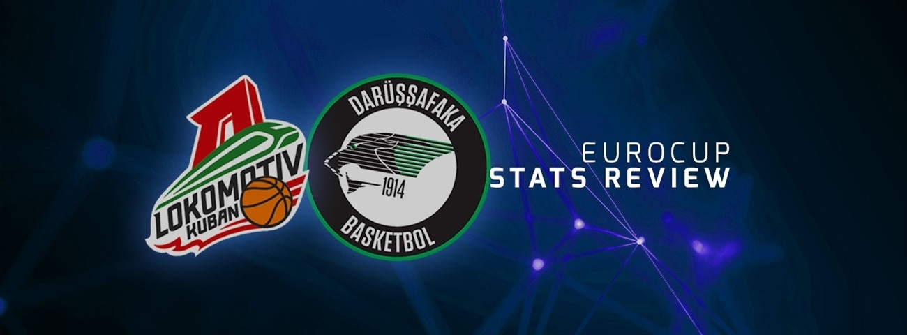EuroCup Stats Review: The finalists, compared