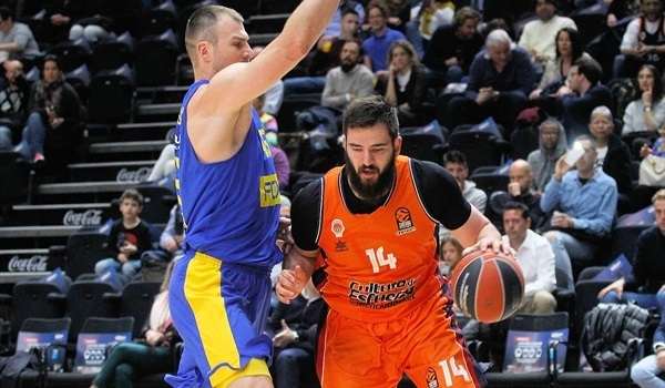 RS Round 30 report: Valencia holds on at home against Maccabi