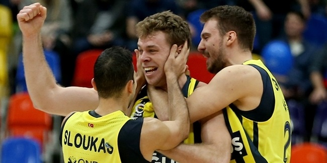 Road to the Playoffs: Fenerbahce Dogus Istanbul