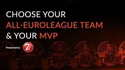 Choose your All-EuroLeague team now!