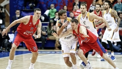 Inside the Playoffs: CSKA vs. Khimki