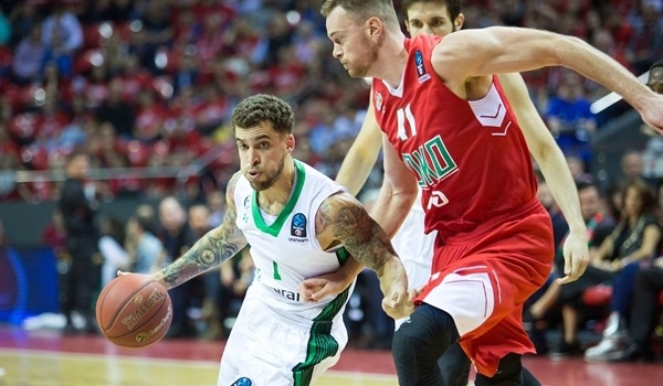 Darussafaka takes Game 1 thriller in Krasnodar