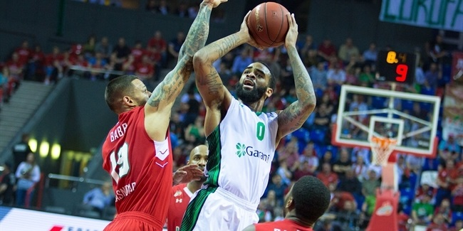 Stanton Kidd, Darussafaka: 'We have to win on Friday'