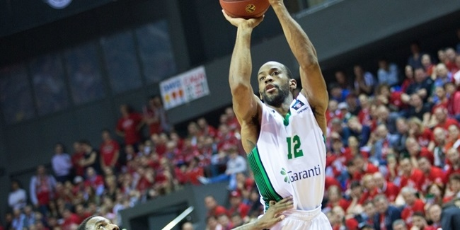 Finals, Game 1 MVP: Will Cummings, Darussafaka Istanbul