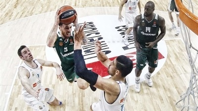 Inside the Playoffs: Panathinaikos vs. Madrid