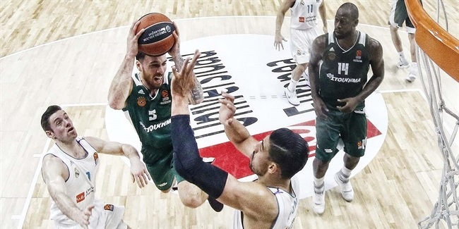 Inside the Playoffs: Panathinaikos Superfoods Athens vs. Real Madrid
